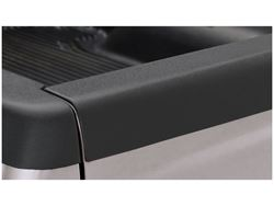 Bushwacker Ultimate Tail Gate Cap - smooth black finish
