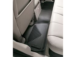 Husky X-act Contour Floor Liners - Installed Rear
