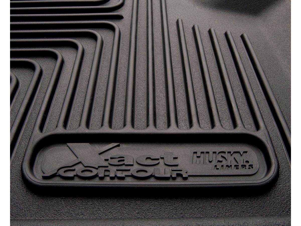 Dsi Automotive Husky X Act Contour Floor Liners
