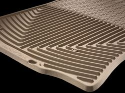 WeatherTech All-Weather Floor Mats - Close Up
