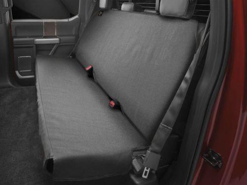 WeatherTech Seat Protector - Black
