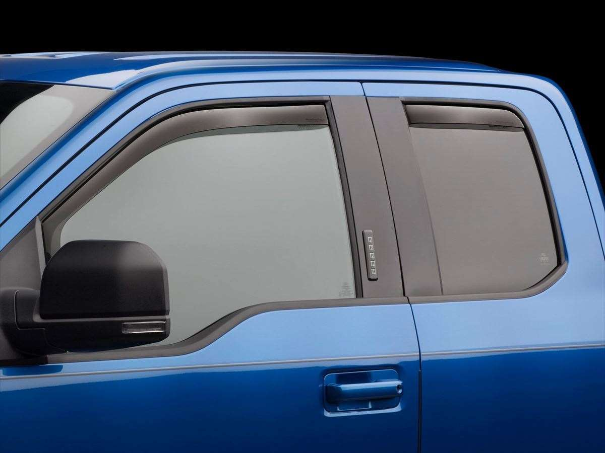 dsi automotive - weathertech side window deflector