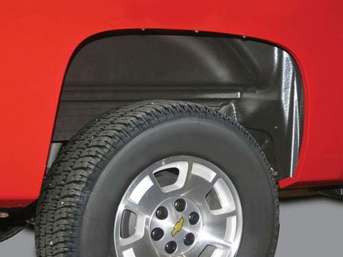 Rugged Rear Wheel Well Liners