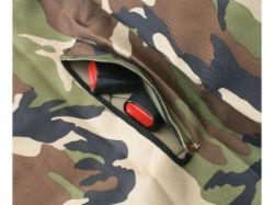 Aries Seat Defender - Seat Belt Holes