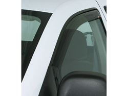 Wade In-Channel Wind Deflectors - Installed