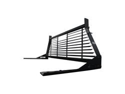 Westin HDX Heavy Duty Headache Rack - Black