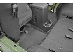 Jeep BedTred Kit - Installed
