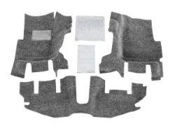 BedRug Jeep Kit - parts