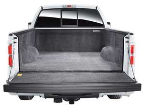 BedRug Truck Bed Liner - Straight On View