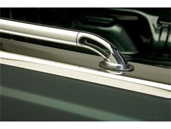 Putco Stainless Steel Locker Side Rails