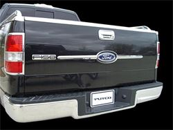 Putco Chrome Tailgate Accent
