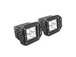 Picture of FM4Q LED Flush Mount Auxiliary Lights - 4.8