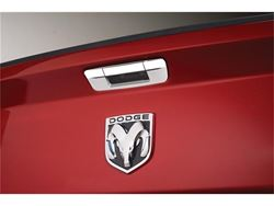 Putco Chrome Tailgate And Rear Handle Cover