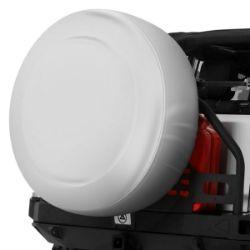Fia Tire Cover - White