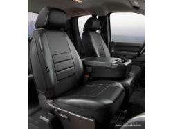 Fia LeatherLite Seat Covers - Black