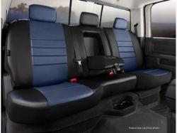 Fia LeatherLite Seat Covers - Blue