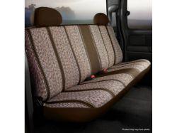 Fia Wrangler Custom Fit Seat Covers - Brown