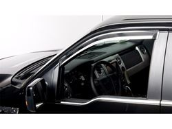 Picture of Window Trim Accent - Chrome ABS Plastic - Fits w/Towing Mirrors - Crew Cab