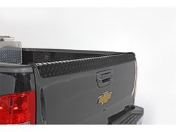 DeeZee Black Tread Tailgate Protector - Installed