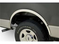 Putco Stainless Steel Fender Trim
