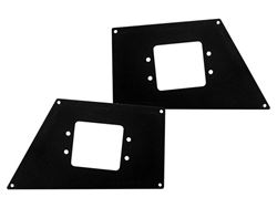 Go Rhino BR10 Front Light Plate Flush Mount Brackets