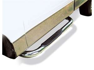 Go Rhino 4000 Series SideSteps Step Bars - Chrome