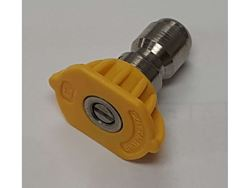 Picture of Spray Tip - Yellow; 15 Degree Quick Coupled Tip - 1/4