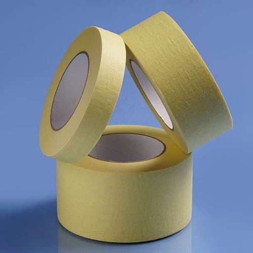 "Picture of Masking Tape - Manilla - 1.5"" x 60 yards - 4 rolls"