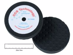 Picture of Flat Finessing Pad - Black