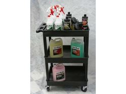 Picture of 3 Shelf Detail Cart