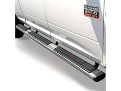 6 in. OE Xtreme Wheel To Wheel SideSteps - Stainless Install