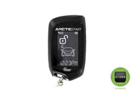 Arctic Start EDGE 2X - 4 Button 2-Way; 1-Mile