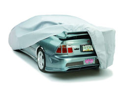 Picture of Ready-Fit Car Cover Sport Compact Evolution Fabric Technalon - Retail Box - SemiCustomed Patterned for Wings/Body Kits - 172