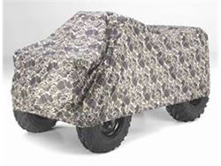 Picture of Ready-Fit ATV Cover - Green Camo - Retail Box - X-Large - w/or w/o Racks - 80