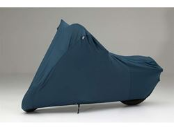 Picture of Form-Fit Motorcycle Cover - Green - Large Sport Bikes - w/or w/o Faring/Windshield/Saddle Bags