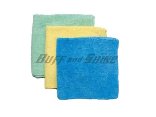 Buff-n-Shine Micro Fiber Towels