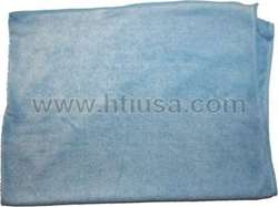 Picture of Plush Jumbo Microfiber Towel - Blue 24