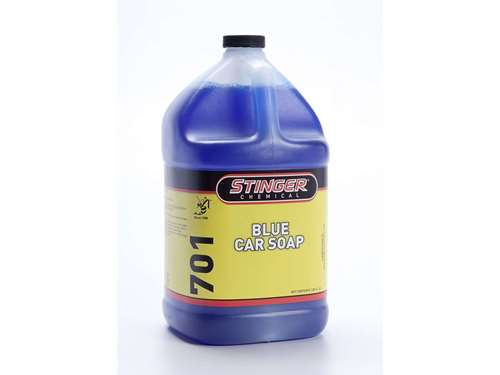 Stinger Blue Car Soap -701