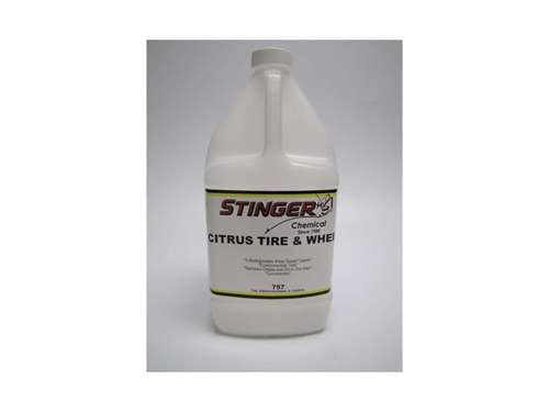 Stinger Citrus Tire & Wheel Cleaner - 757