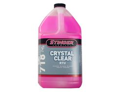 Stinger Crystal Clear RTU Glass Cleaner -718