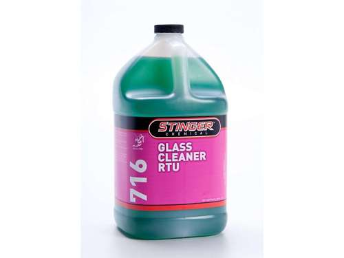 Stinger Glass Cleaner (RTU) -716