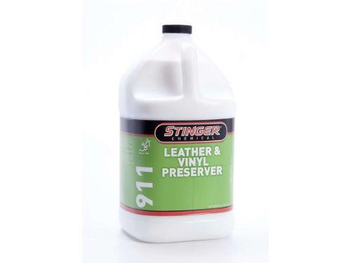 Stinger Leather/Vinyl Preserver - 911