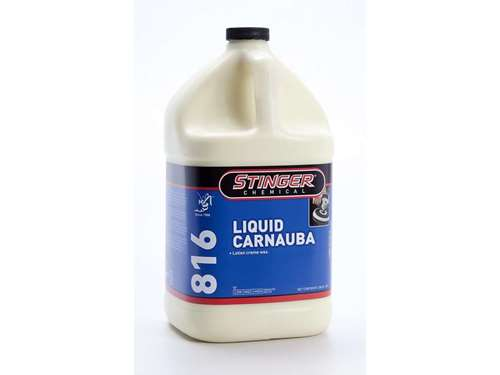 Stinger Liquid Carnauba Crème Wax - 816