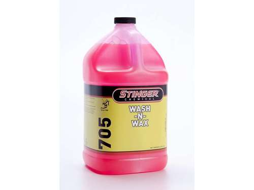 Stinger Wash n Wax Car Soap - 705