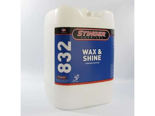 Stinger Wax n Shine - 832