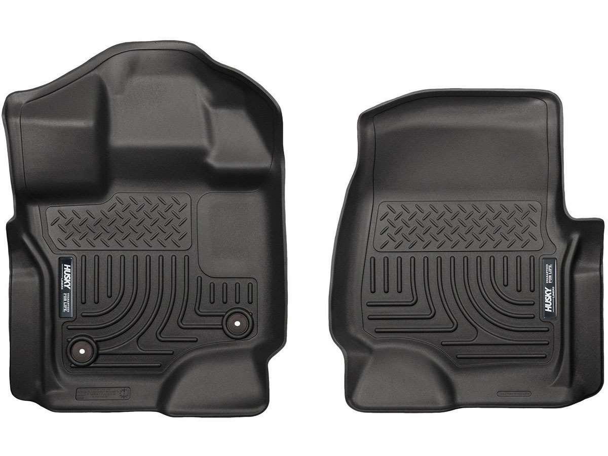 Dsi Automotive Husky Weatherbeater Floor Liners