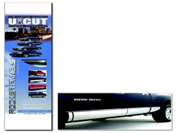 ICI U-Cut Rocker Panel Kits