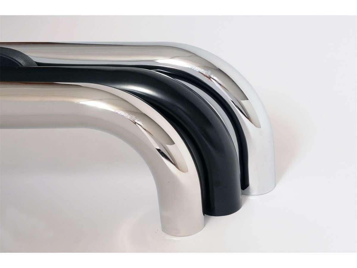 Dsi Automotive Dee Zee Ultrablack Powder Coated Steel