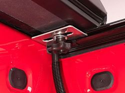 BakFlip MX4 Hard Folding Truck Bed Cover