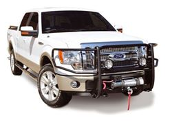 Go Rhino Winch Ready Grille Guard